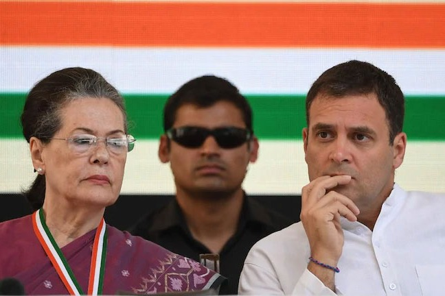 Jharkhand Congress in trouble Majority MLAs on dissent mode