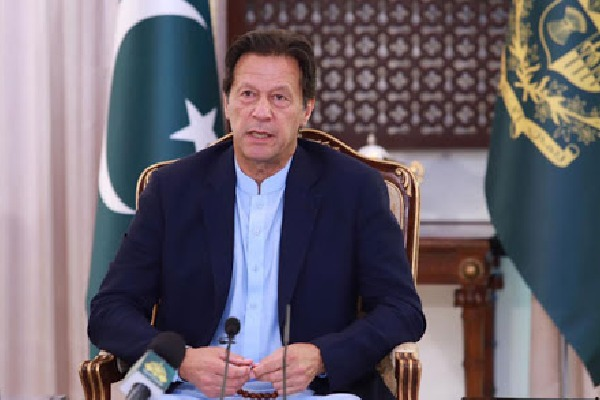 Imran Khan angry over French president
