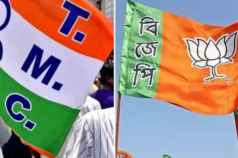 Go and settle in Gujrat tmc counters bjp chief dilip ghosh