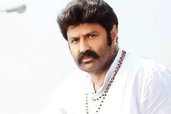 Balakrishna New film titled