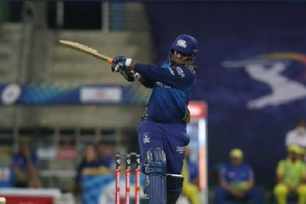 Saurabh Tiwary scored valuable runs in IPL opening match