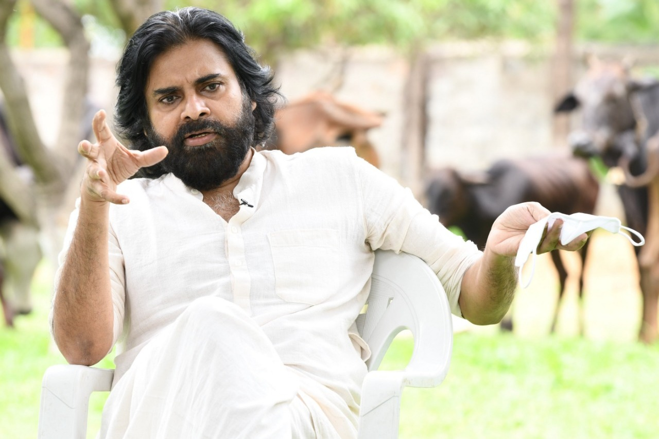 Pawan Kalyan opines on latest political situations in AP