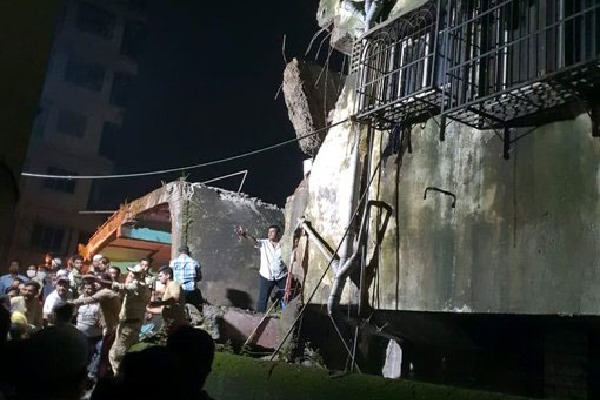 death toll climbs 20 in Bhiwandi building collapse