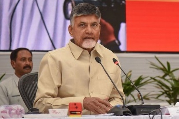 Why you are celebrating one year ruling questions Chandrababu