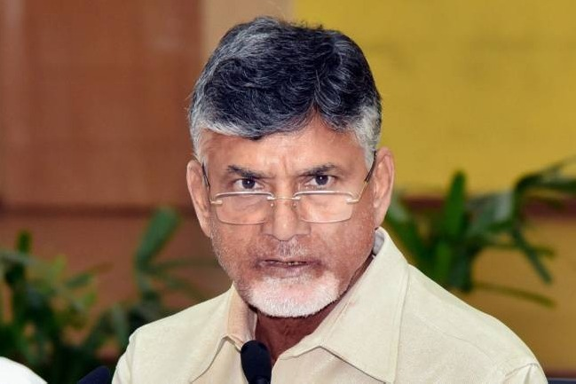 YSRCP doesnt know how to develop the state says Chandrababu