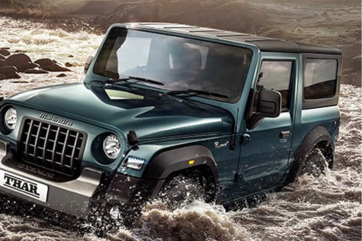 Mahindra released second generation suv Thar in Indian market