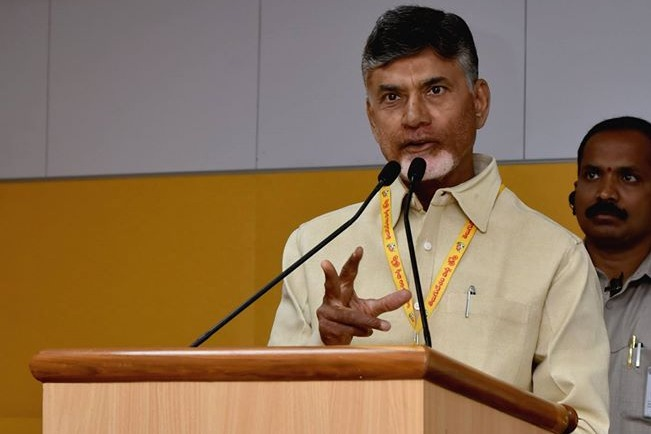 Chandrababu wishes tribal people on world Indigenous Day