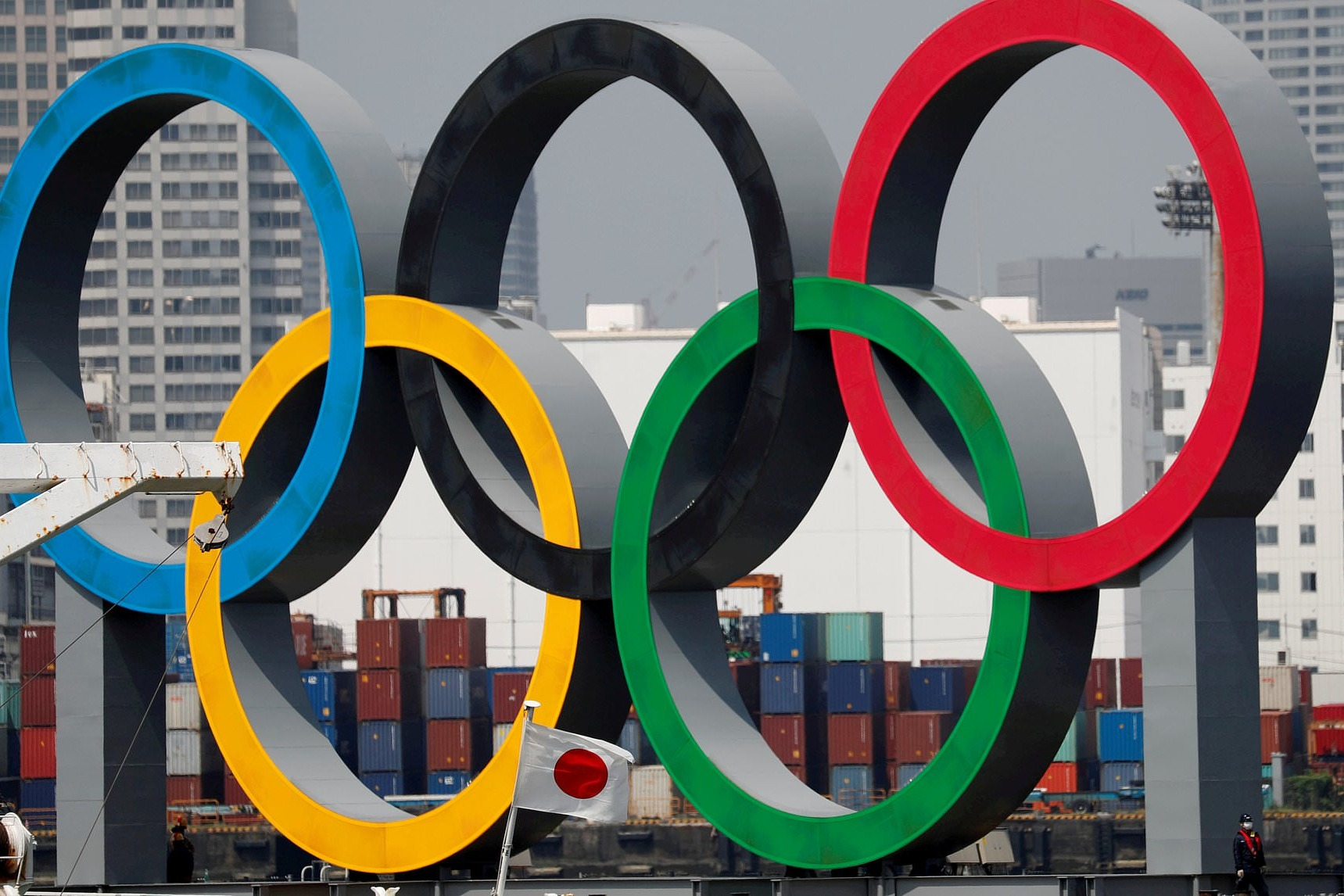 Japan PM confidant about Olympic Games