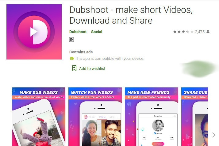 Hyderabad app Dubshoot gains momentum in the absence of Tik Tok