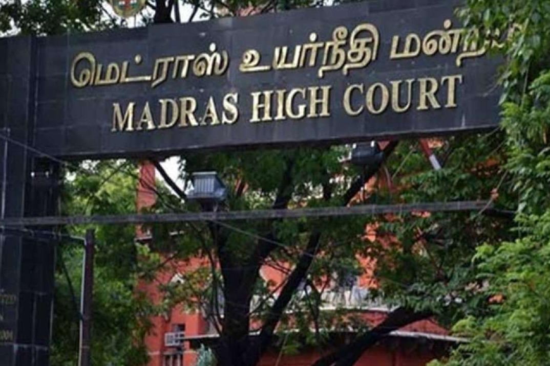 Madras HC fines lawyer for false allegations