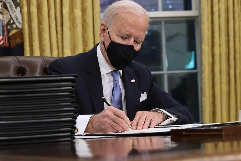 Biden Thinks Another Travel Ban