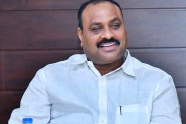 atchannaidu slams jagan