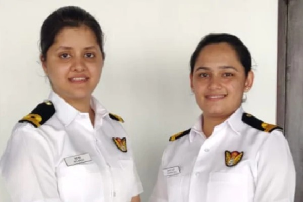 2 women to  be posted on Indian Navy Warship
