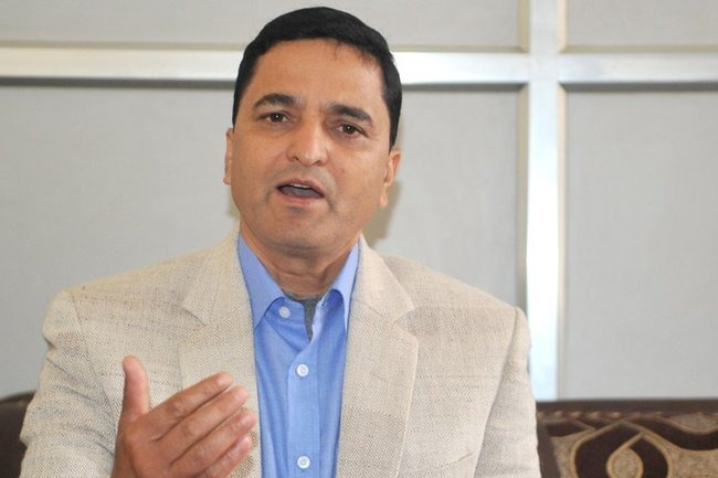Nepal tourism minister tested corona positive