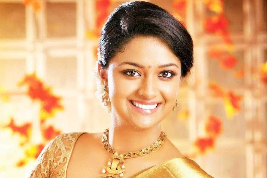Keerti Suresh put on weight for Mahesh movie