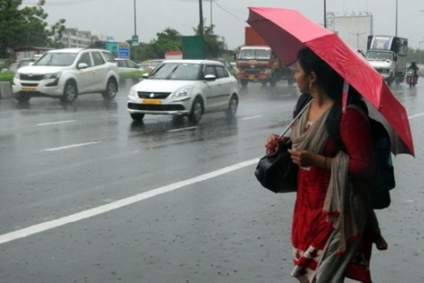 Heavy Rainfall on Mumbai after 100 Years