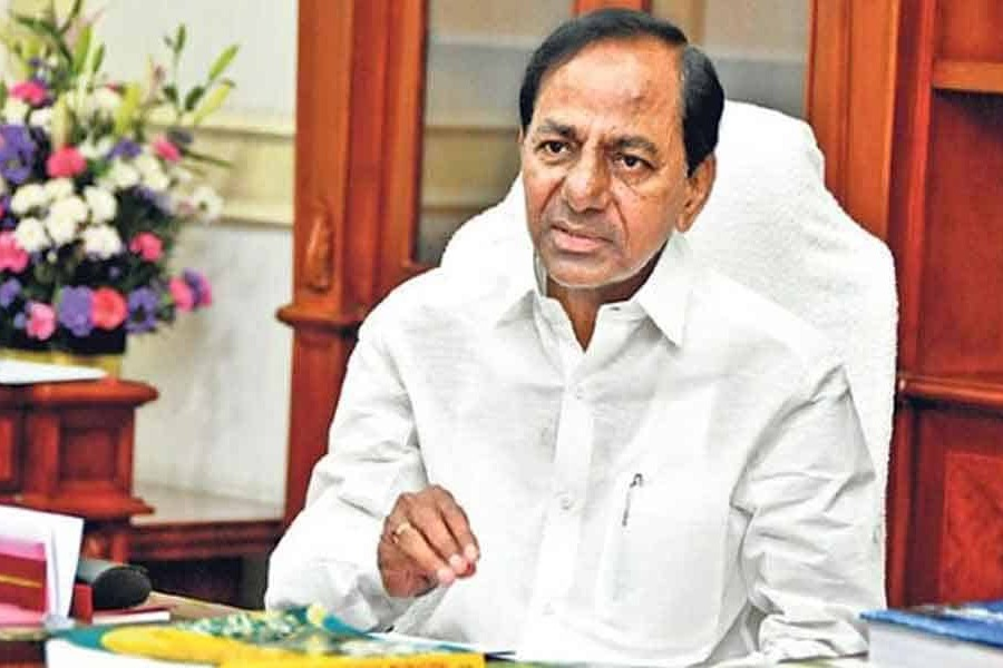 kcr says thanks to well wishers