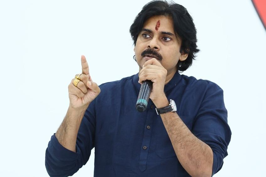 Pawan Kalyan responds on Srikalahasti incident