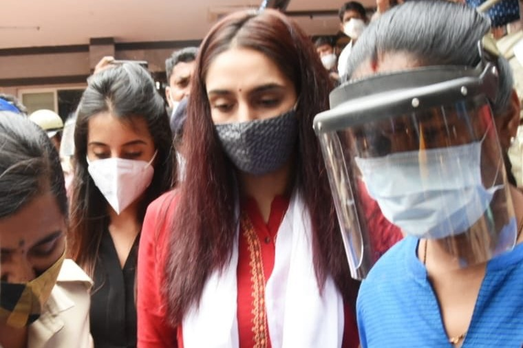 Supreme Court grants bail for Kannada actress Ragini Dwivedi