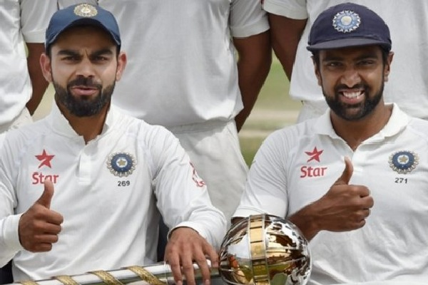 ICC nominates Kohli and Ashwin for player of the decade award