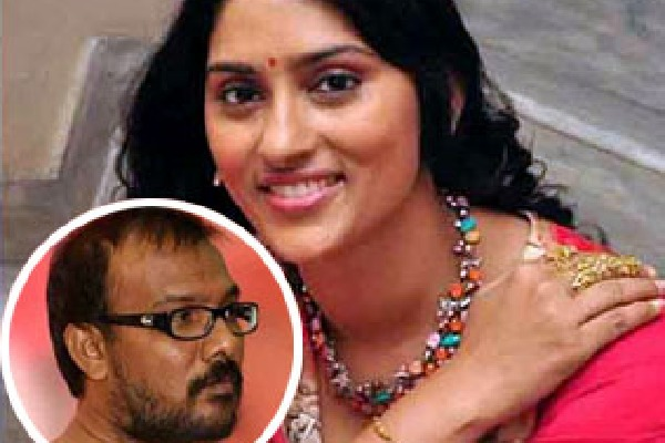 Actress Sri Sudha again complaint against shyam k naidu
