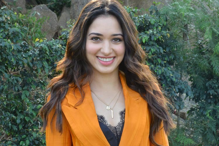 With my talent I got offers says Tamannaah