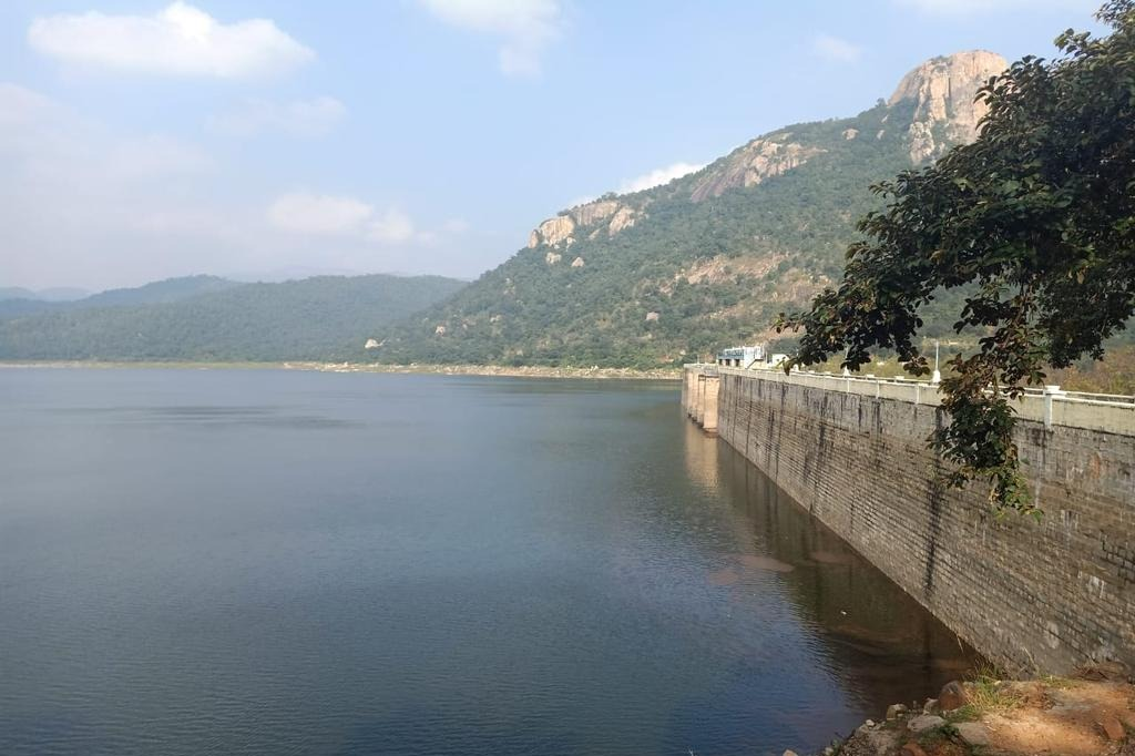 Water released from Kalyani Dam after fifteen years