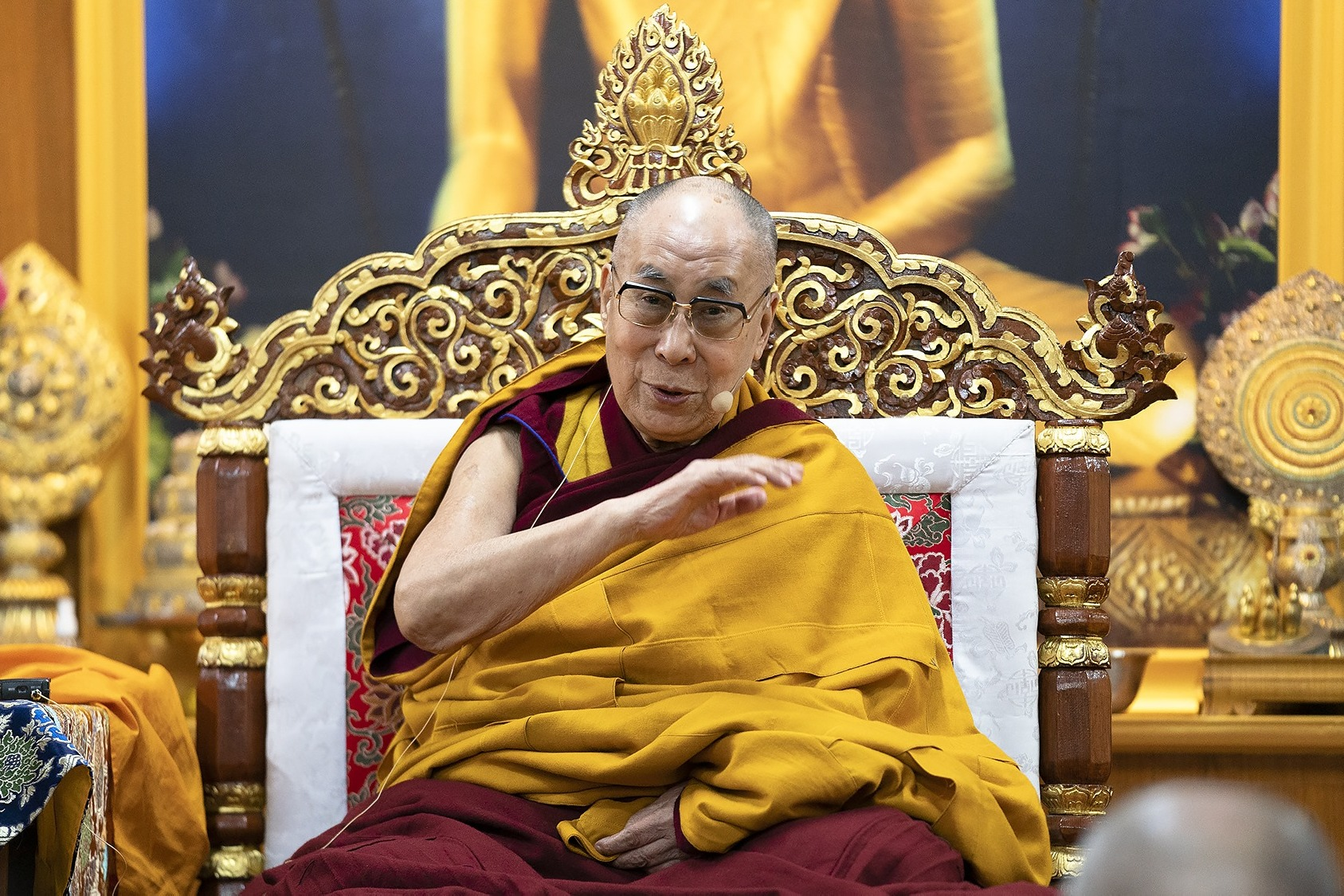 China Has No Right To Decide New Dalai Lama Says America
