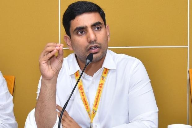 Lokesh writes AP CM Jagan in the wake of Locusts coming