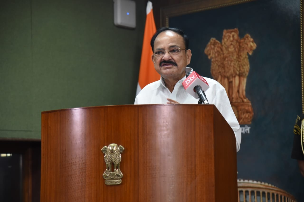 Venkaiah Naidu explains the importance of Ayurveda