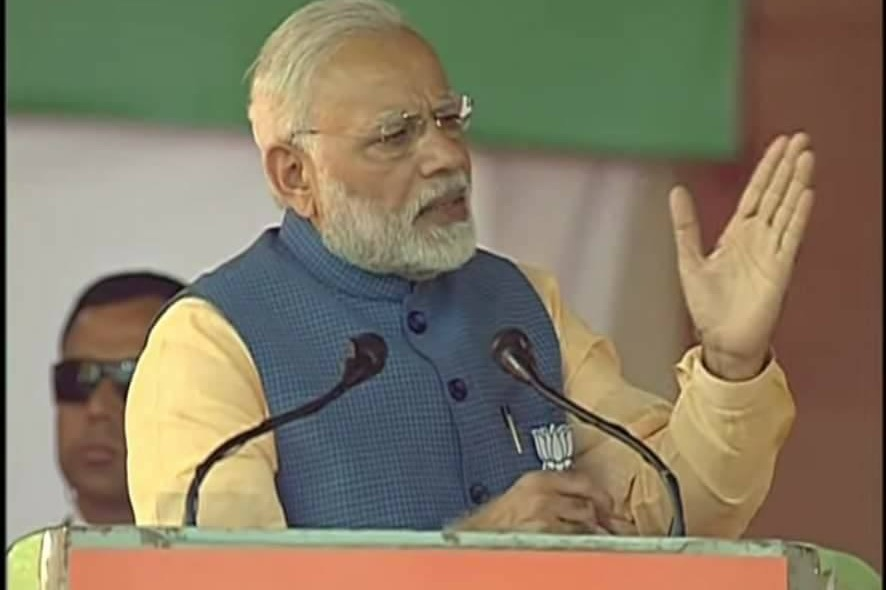 Modi clarifies only front line workers will be vaccinated in first phase