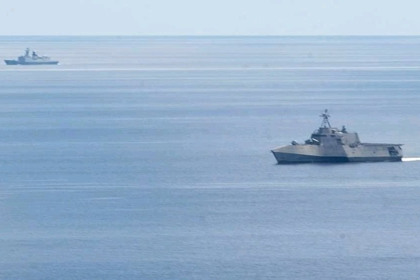 China deployed war ships in Indean ocean after Ladakh clashes