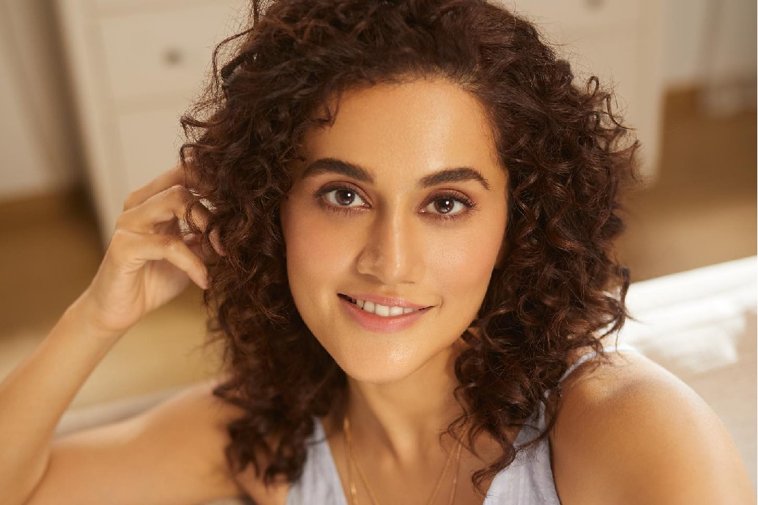 tapsee fined by police