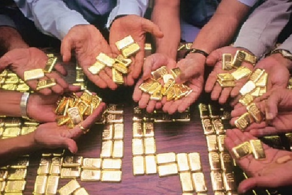 Gold Seased by Customs in Airport What Happen After Next no Information
