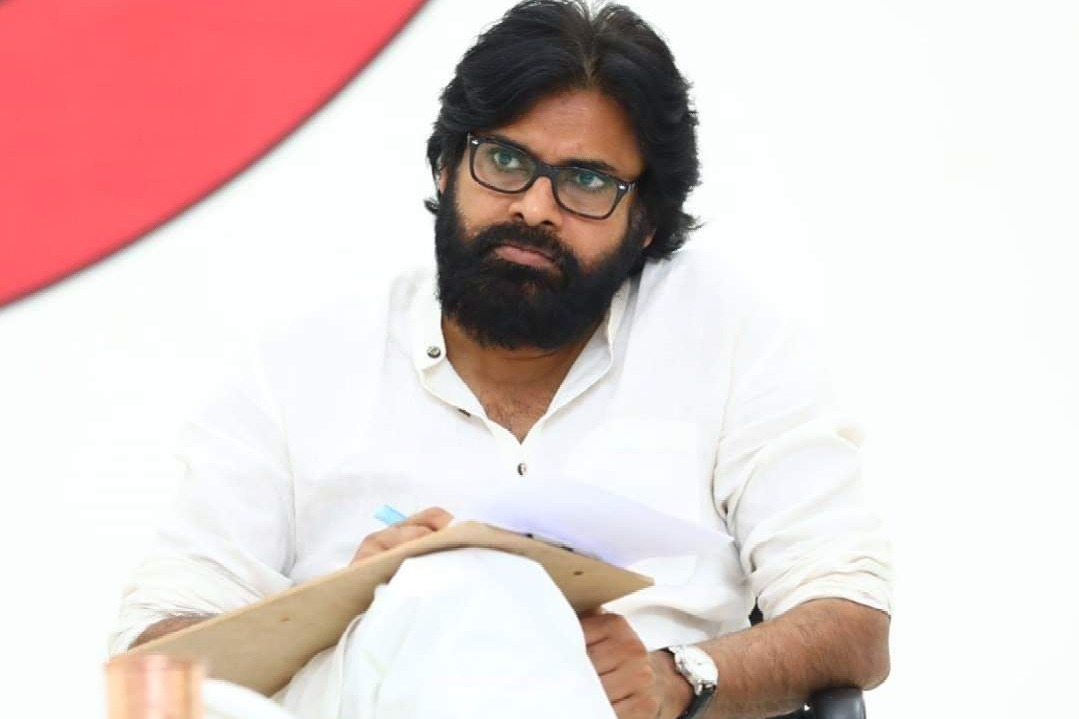 Pawan thanked four million followers