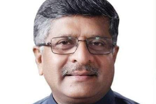 Union Law ministry clarifies Ravi Shankar Prasad is safe