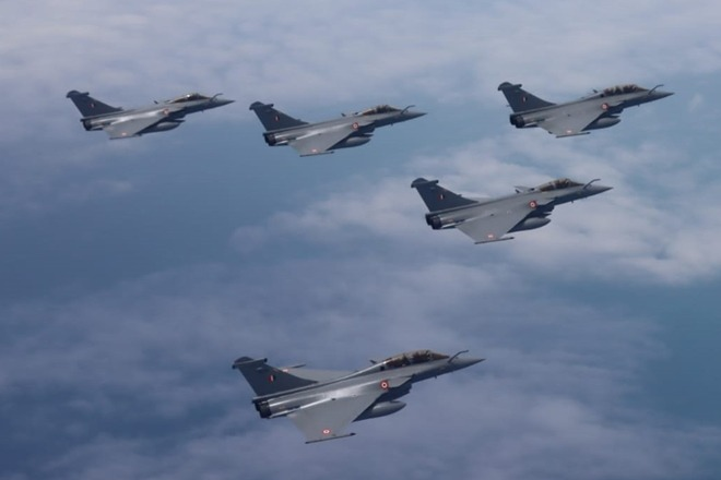 Pakistan comments on Rafale fighters