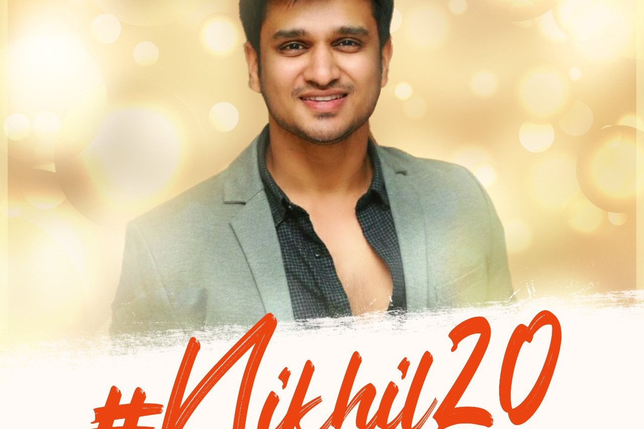 Nikhil new movie confirmed under Rainbow Reels banner