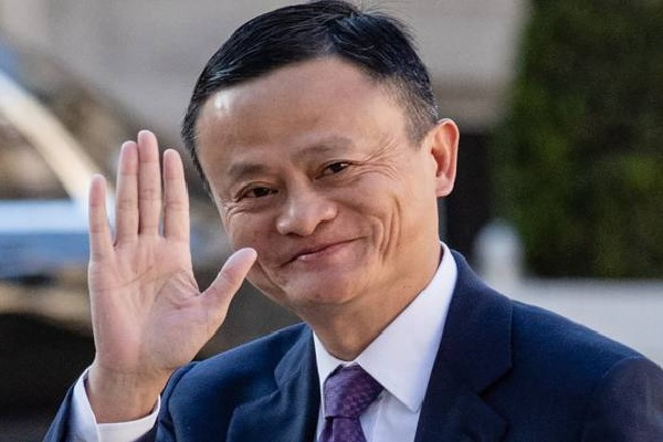 Jack Ma not missing