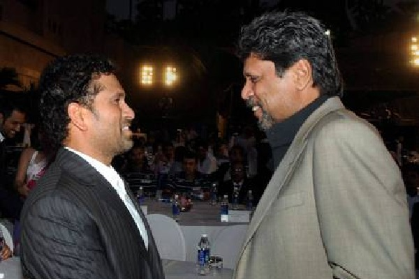 Sachin is a greatest player i have ever seen says Kapil Dev