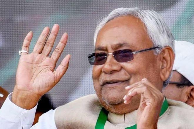 Nitish Kumar elected as NDA legislative leader in Bihar assembly