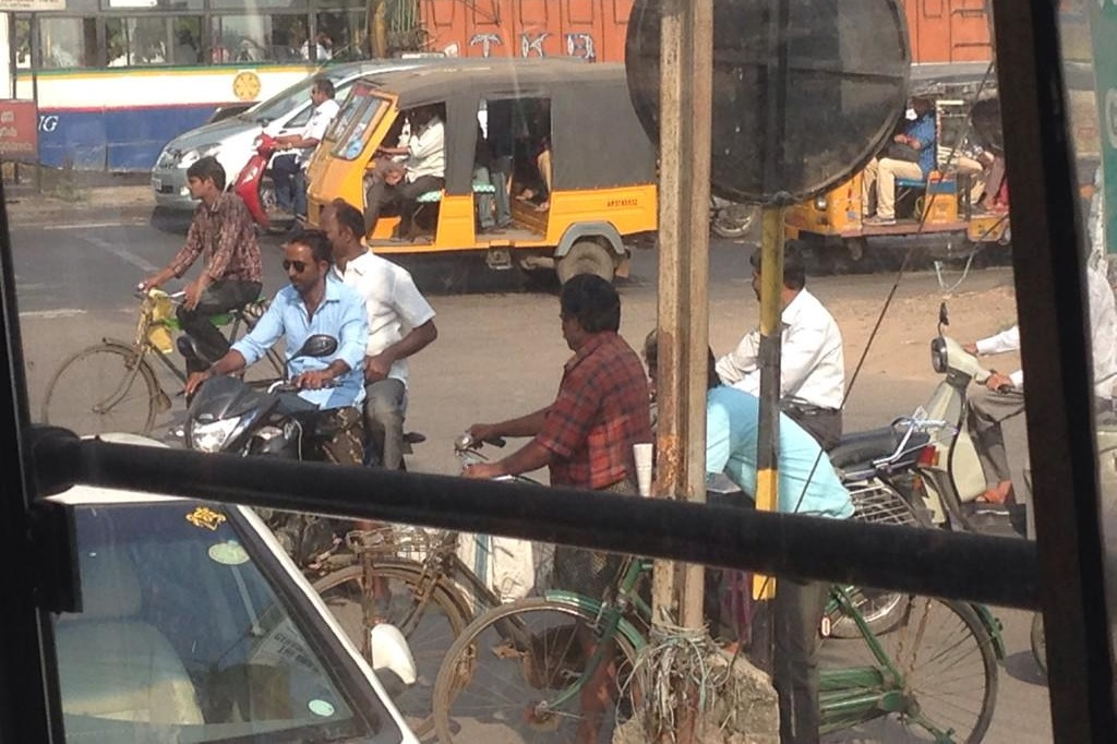 AP Government hiked motor vehicle fines heavily