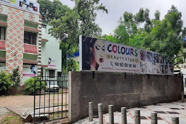 Beauty Parlour Turned into Isolation Center