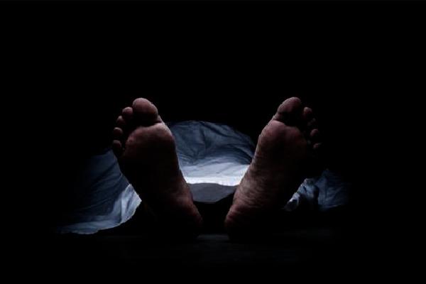 dead body in suitcase