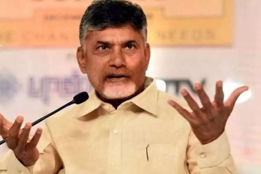 Forgive me for want to do development says Chandrababu