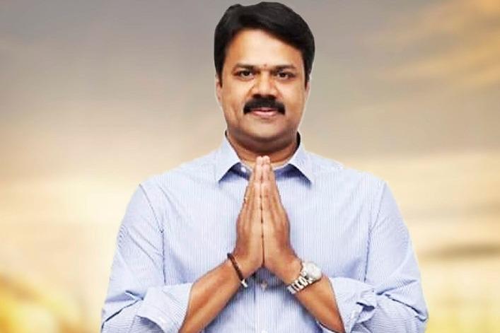 Chalamalasetti Sunil Joining Ysrcp Today