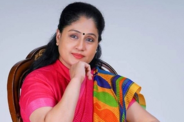 Vijayashanti to play a crucial role in Chiranjivis film