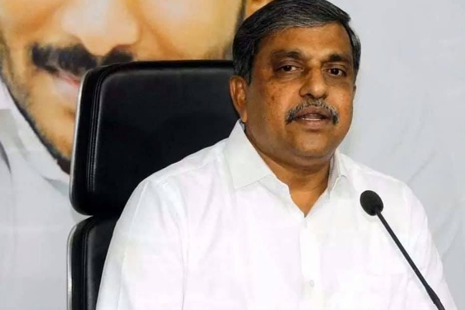 Sajjala Ramakrishana Reddy comments on Polvaram issue