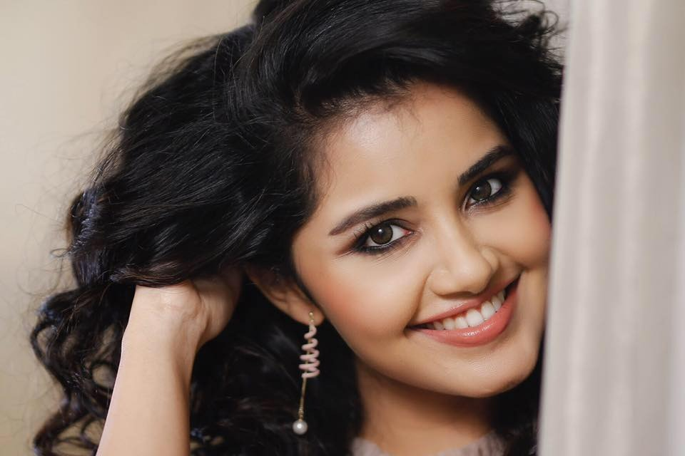 Anupama gives nod for two films in Telugu