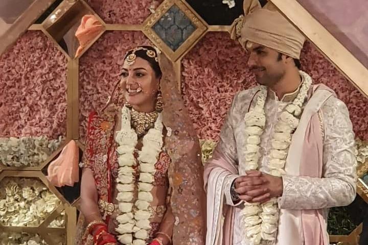 Kajal Aggarwal weds Gautam Kitchlu in Mumbai